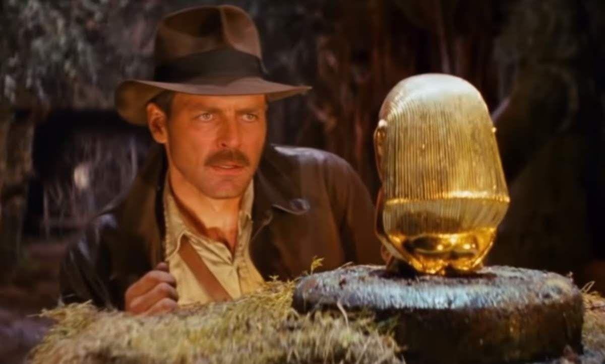 If Tom Selleck starred in Indiana Jones : もしも、「私立探偵 ...