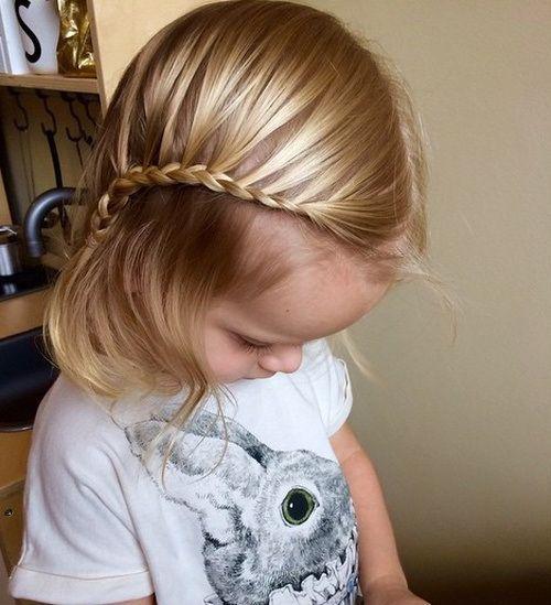 cool 20 Super-süße Baby-Frisuren