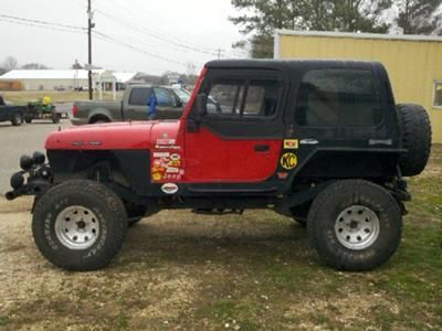 Update Picture With New 15x10 Rims And 35 1250 15 Tires The Hard