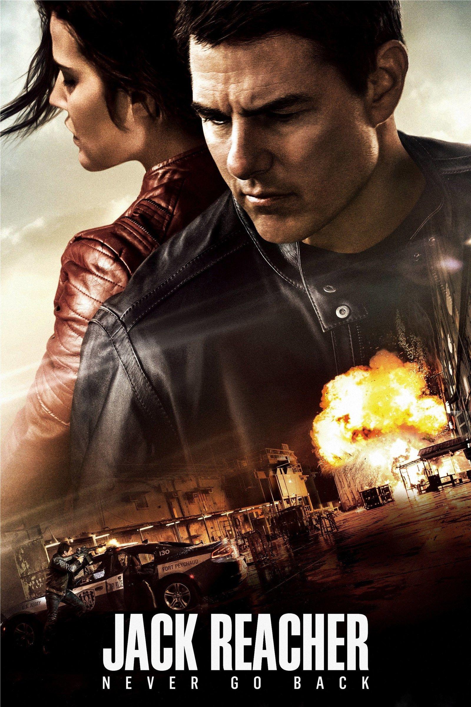 Jack Reacher Never Go Back Jack Reacher Jack Reacher Movie Tom Cruise