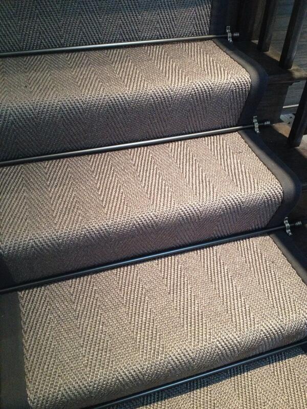 die besten 25 teppich f r treppen ideen auf pinterest. Black Bedroom Furniture Sets. Home Design Ideas