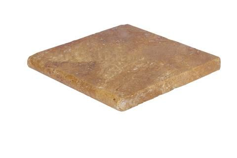 Gold Bullnose Travertine Pool Copings 12x12 Travertine Pool Coping Travertine Pool Natural Stone Pavers