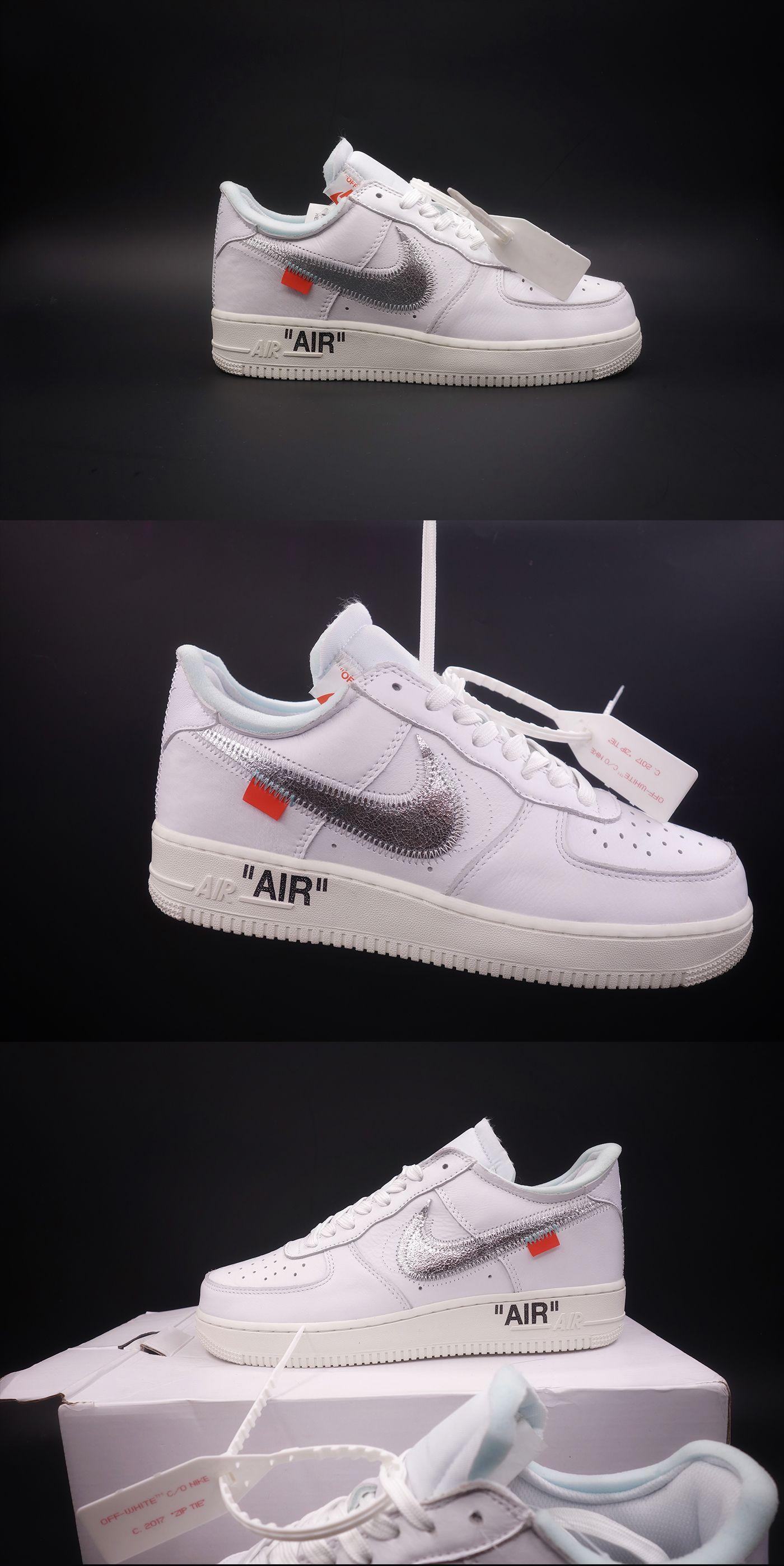 buy popular 8e42b b2801 Nike Air Force 1 '07 Off White Virgil White by June ...