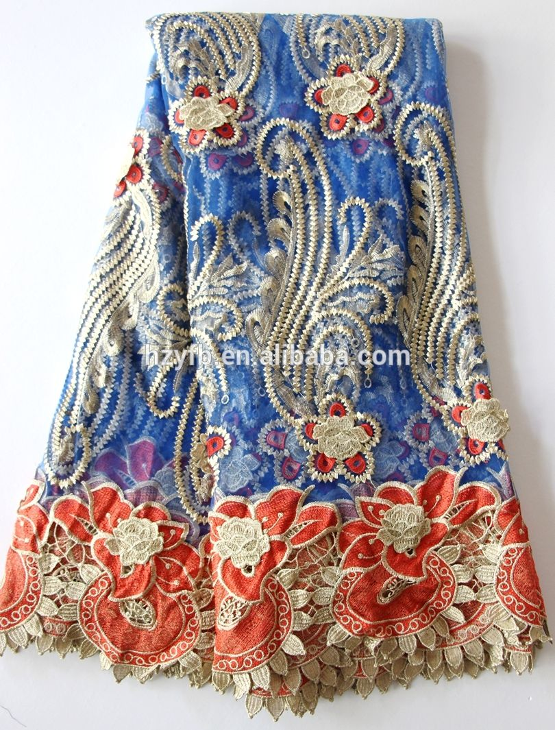 Red saree embroidery design gold applique flower french lace red saree embroidery design gold applique flower french lace embroidery fabric for dresses find complete bankloansurffo Images