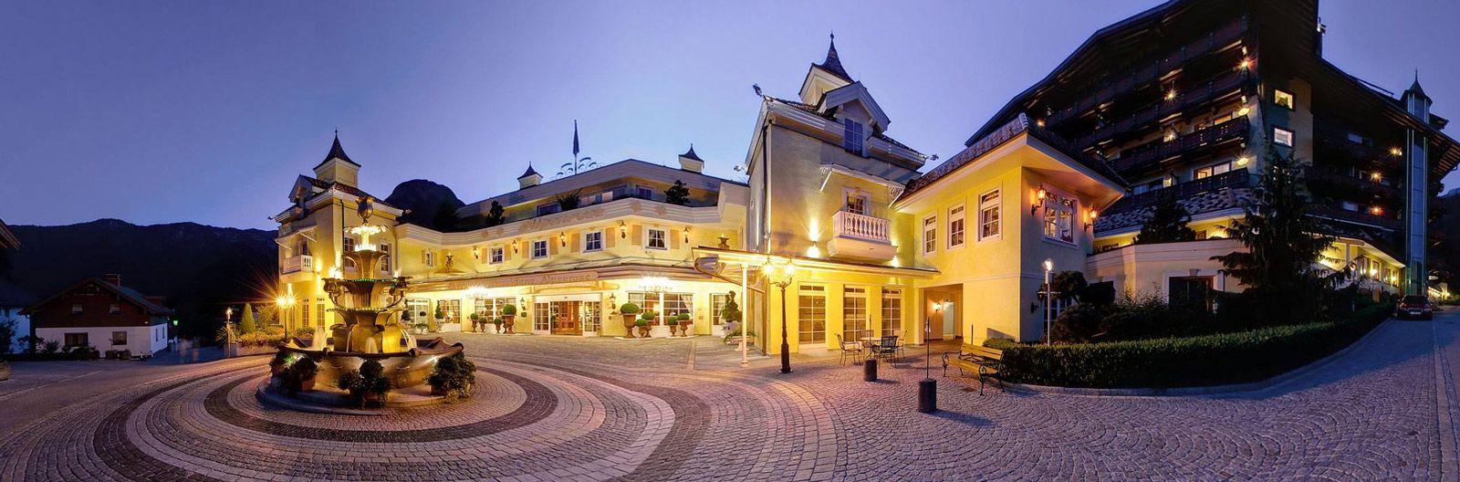 Sporthotel alpenrose wellness residenz maurach achensee for Design hotel achensee