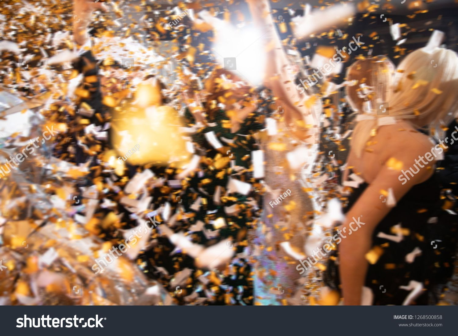 The disco, Banquet, people blurred background dancing. New year celebration. #Ad , #affiliate, #people#blurred#disco#Banquet