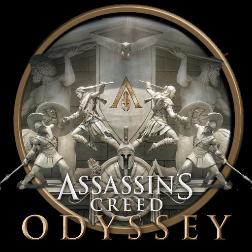 Assassin S Creed Odyssey Icon By Kiramaru Kun Assassins Creed Assassins Creed Odyssey Assassin