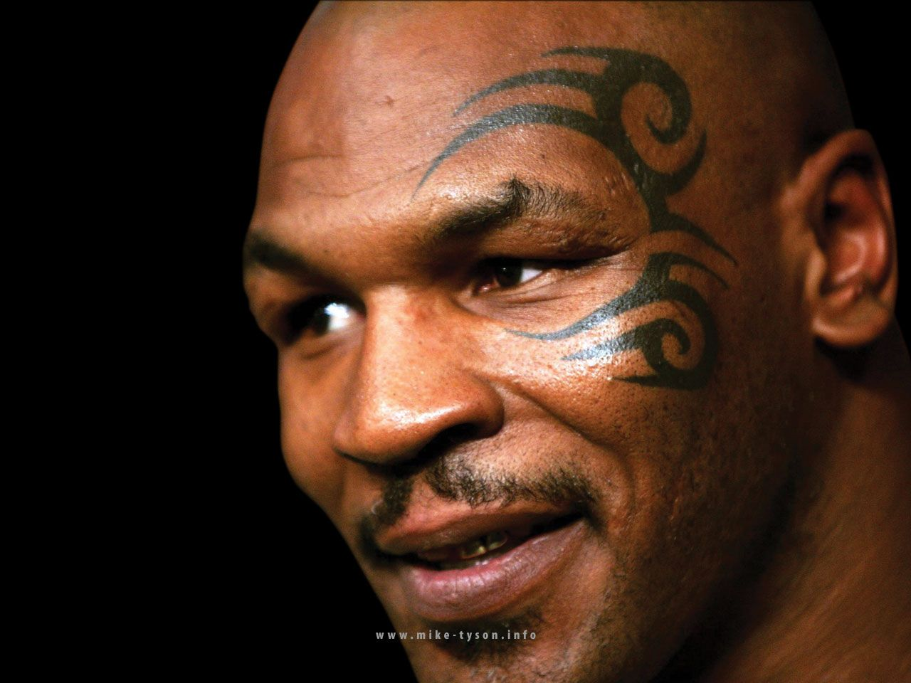Mike Tyson Face Tattoo Photo Gallery ~