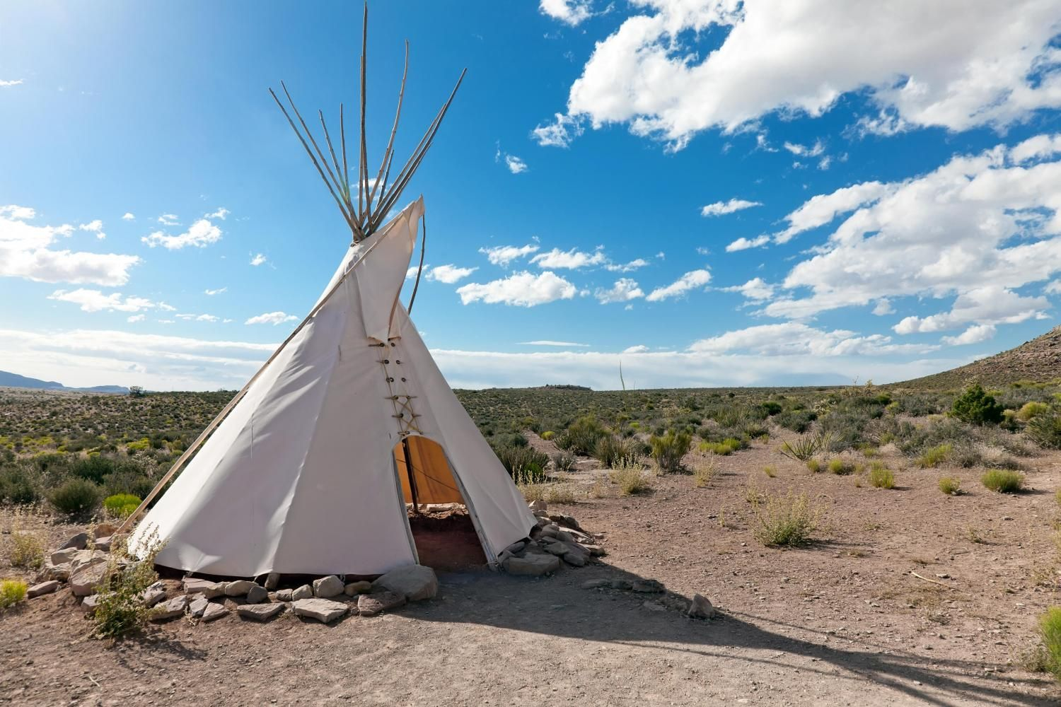 grand canyon indian village | Grand Canyon West Rim Hualapai Habitat