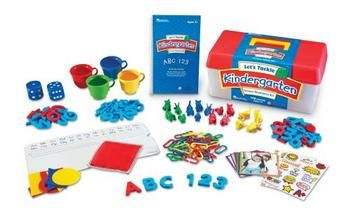 Learning Resources Lets Tackle Kindergarten #Glimpse_by_TheFind