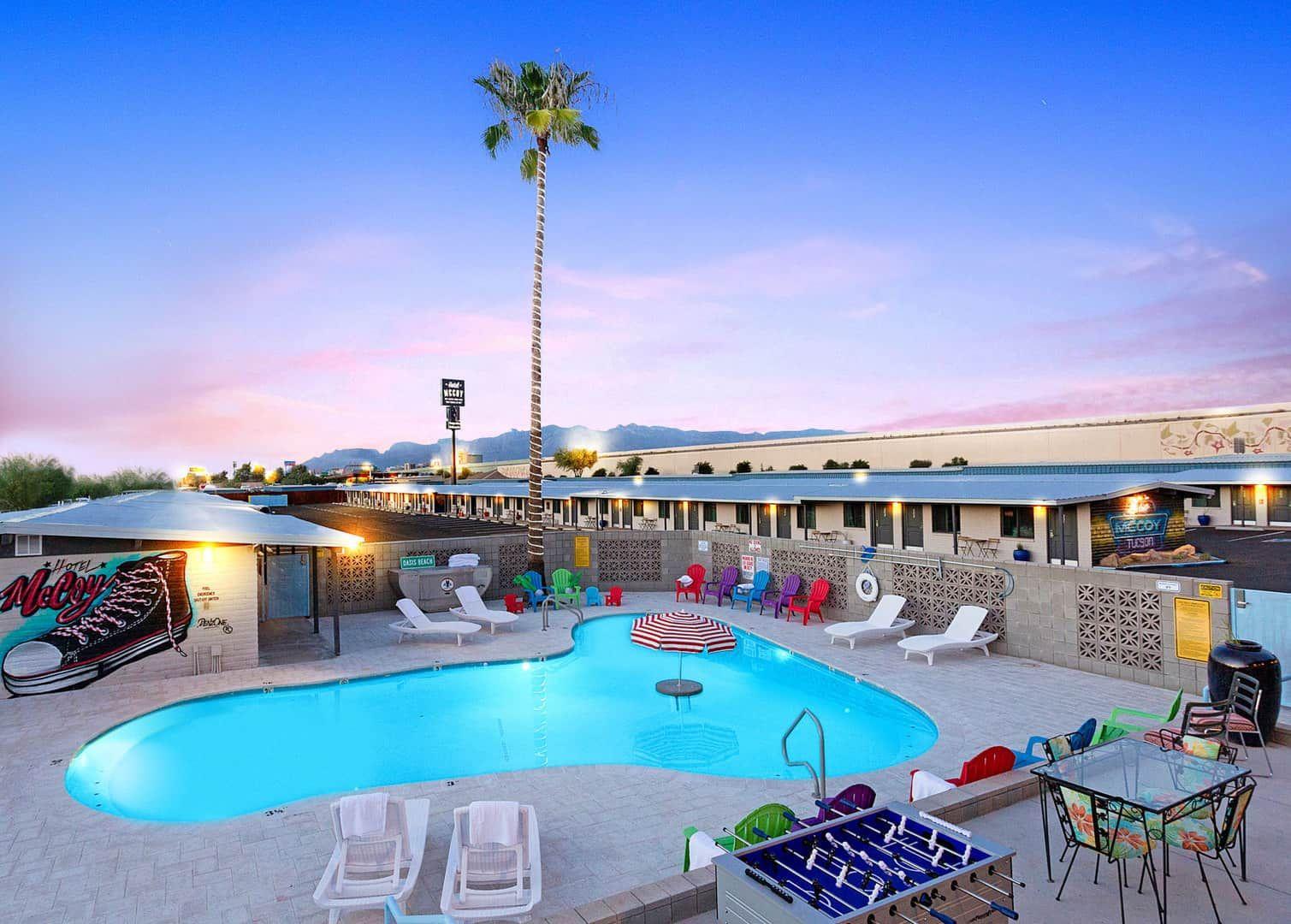 Canyon Ranch   Luxury Hotel in Tucson Arizona