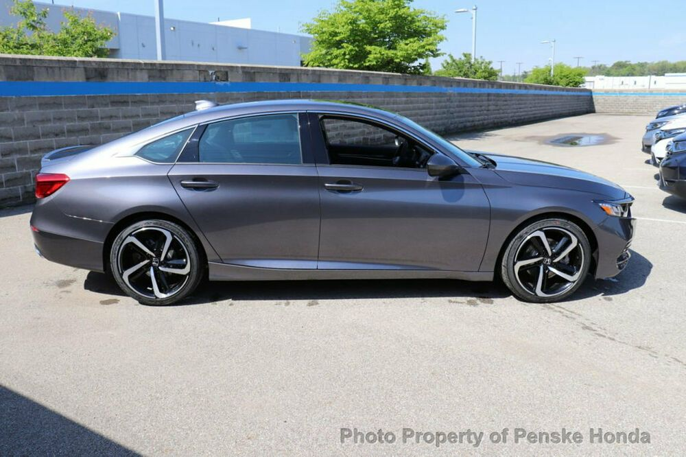 2020 Honda Accord Sedan Sport 2.0t Automatic Port 2.0t