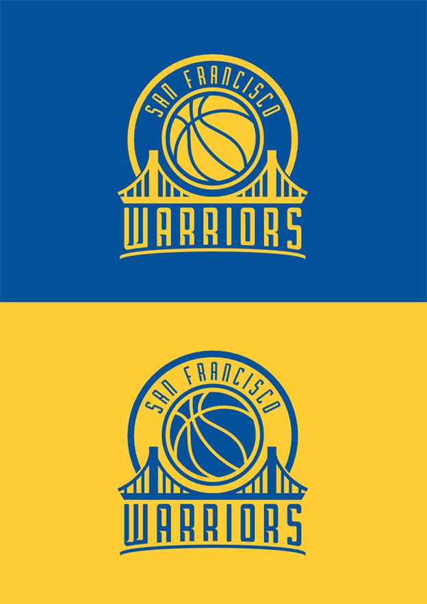 Presenting The Winner And Runners Up From The San Francisco Warriors Logo Contest 99designs Basketball Logo Design Warrior Logo Logo Basketball