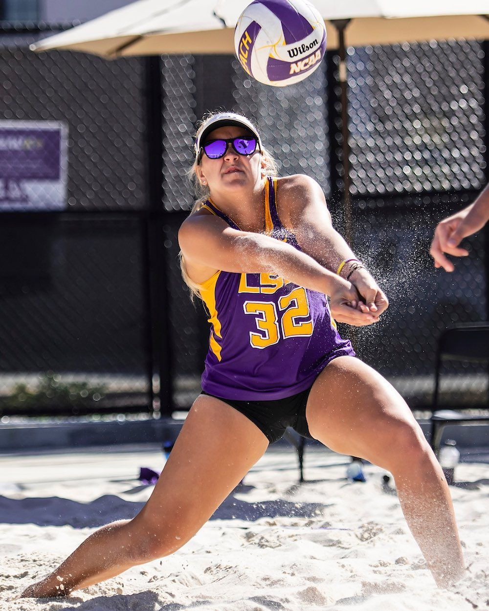 Lsu Beach Volleyball On Instagram Happy Birthday Natalie Beach Volleyball Lsu Captain Hat