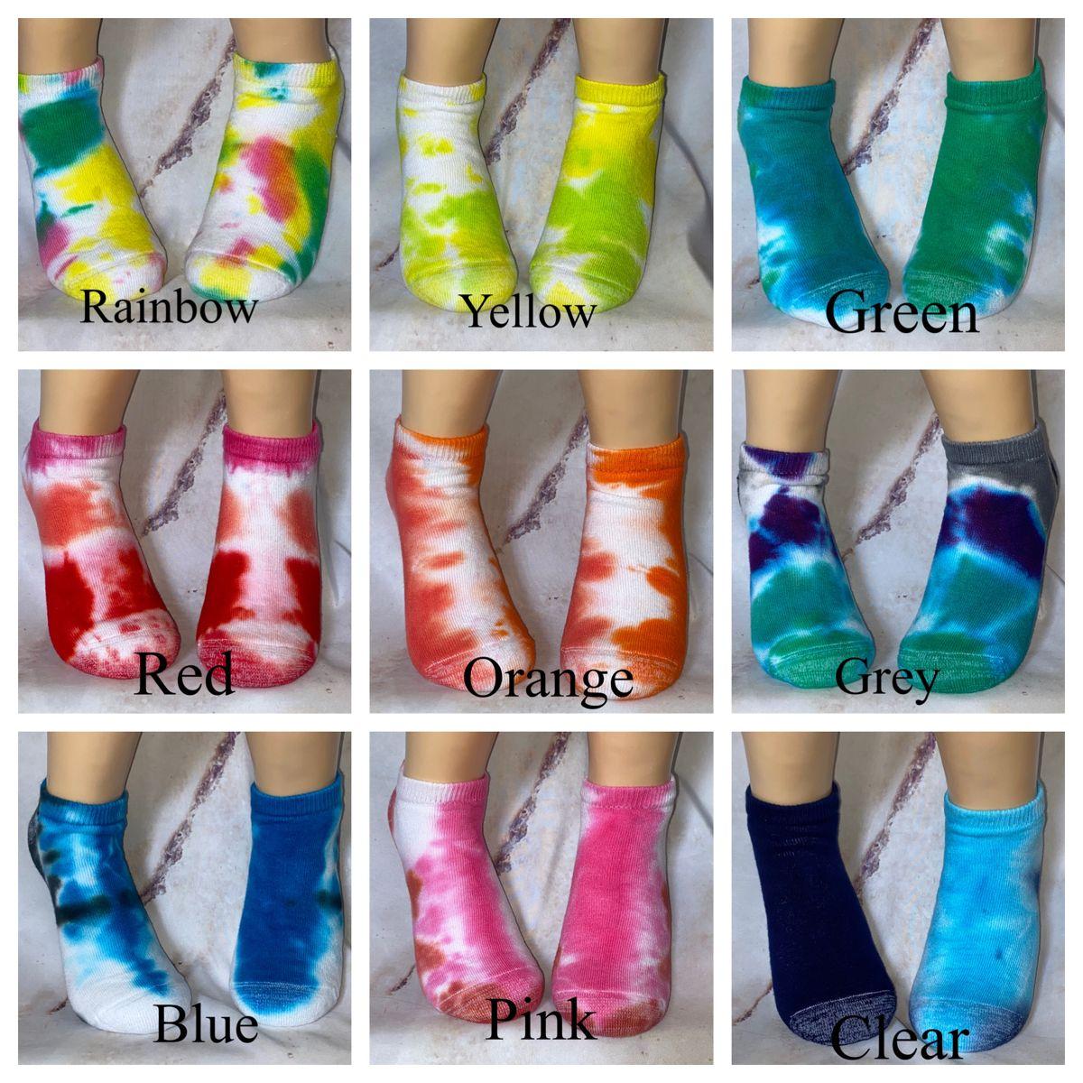 Tie dye socks in 2020 Tie dye diy, Tie dye socks, Dye