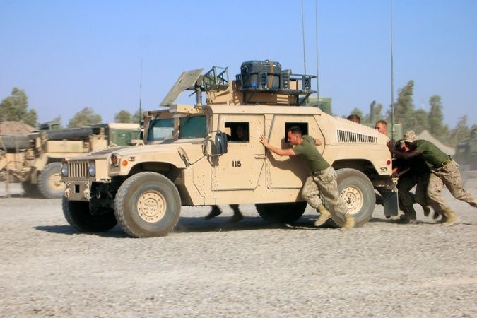 #Humvee #HMMWV #USArmy ★ United States Armed Forces