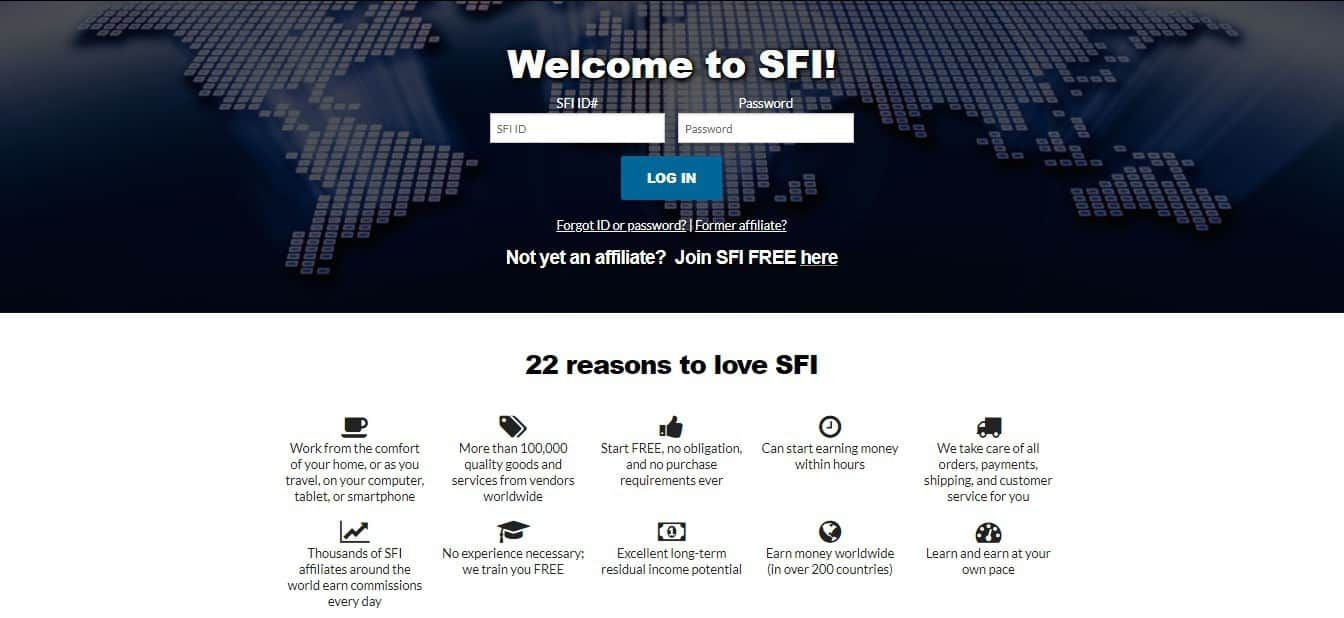 Sfi Affiliate Center All You Need To Know With Images