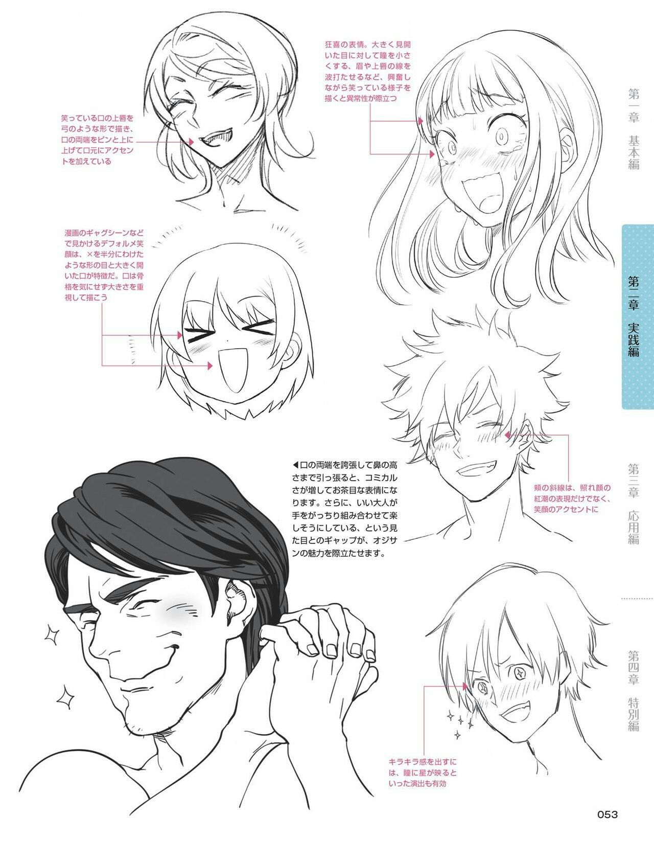 Pin by Kyo Yuei 霂嶽 on Face Reaction (With images) Manga