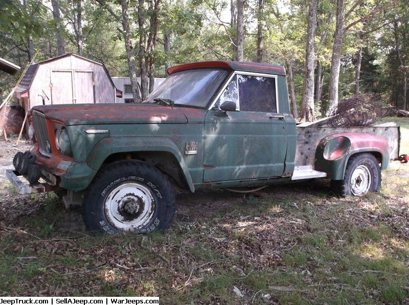 Jeep Trucks For Sale And Truck Parts