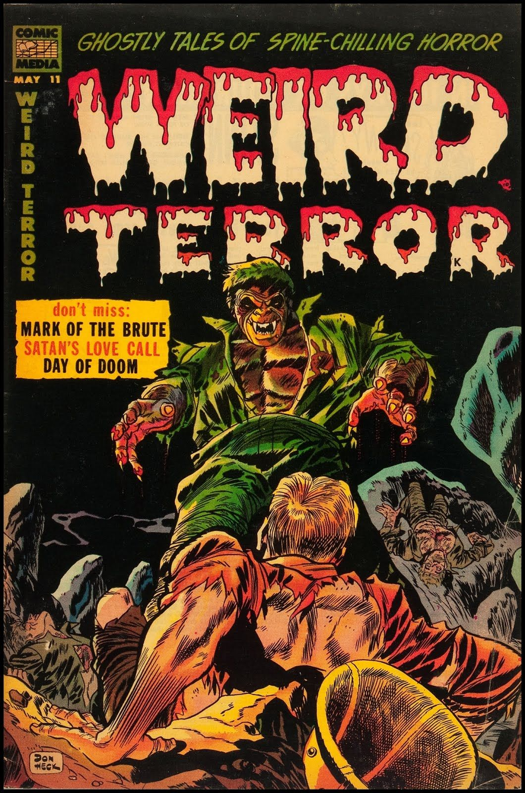 Fantasy ink pre code horror comics golden age horror comics fantasy ink pre code horror comics fandeluxe Images