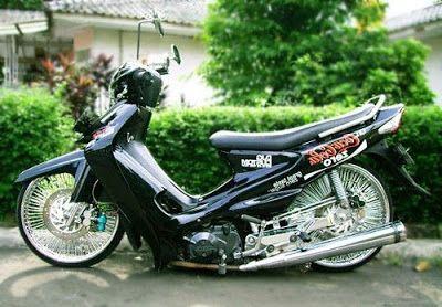 Modifikasi Motor Suzuki Smash 110 Suzuki Motor Sale