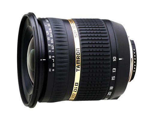 Tamron AF 10-24mm f/3.5-4.5 SP Di II LD Aspherical (IF) Lens for Nikon AF with Built-in Motor Digital SLR Cameras Reviews