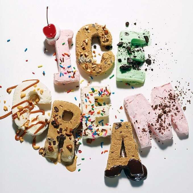 Happy National Ice Cream Day, tartelettes! Make it two scoops, we're not driving! #NationalIceCreamDay #summer #yum #staycool