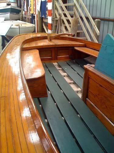 Gil Smith catboats. holzboat's image