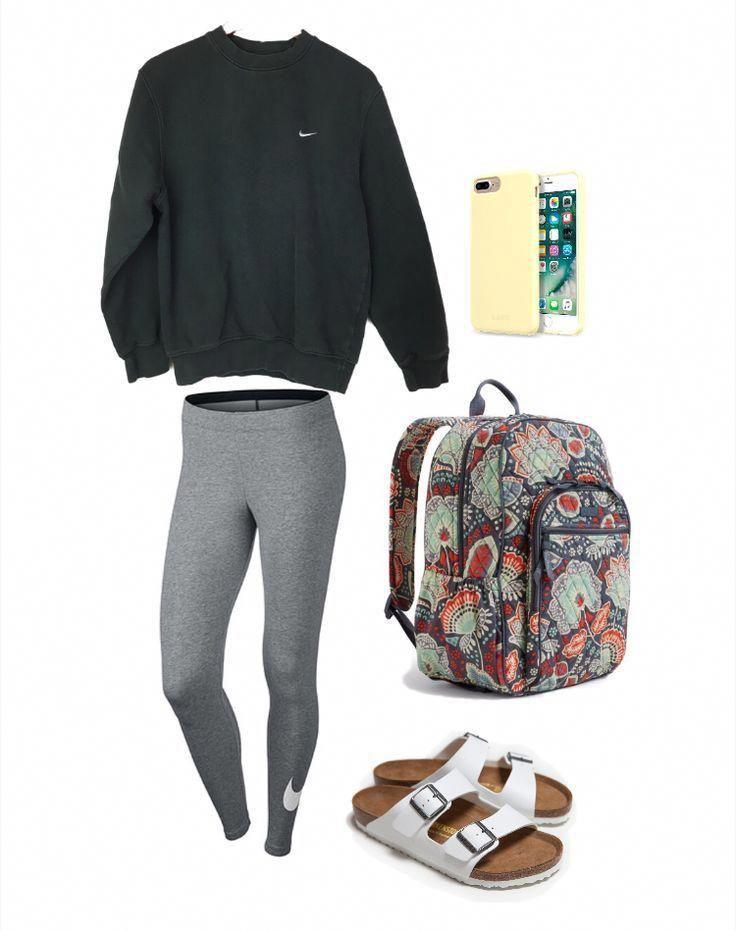 Tendances de la mode urbaine d'aujourd'hui   – school outfits