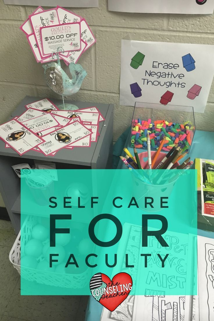 Stress Relief Week For Faculty Kit School Resources