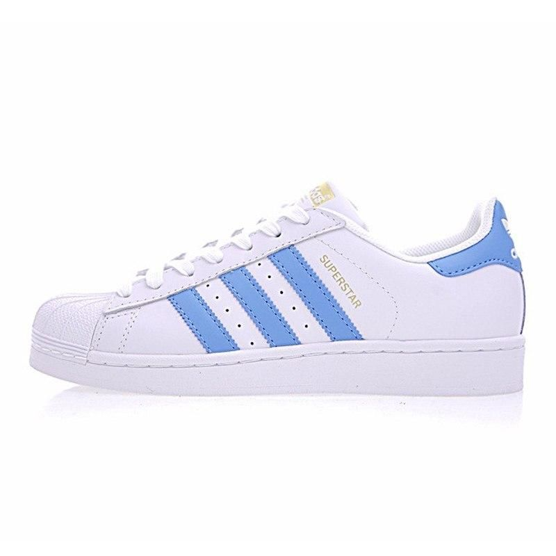 adidas superstar blue hype