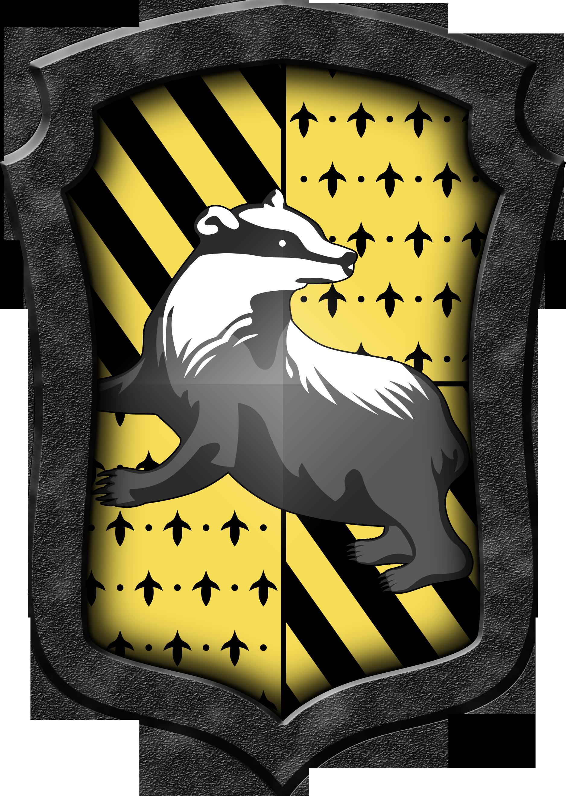 Hufflepuff Crest By Geijvontaen D665hvc Png 1 876 2 640 Pixels Harry Potter Hufflepuff Hufflepuff Hogwarts