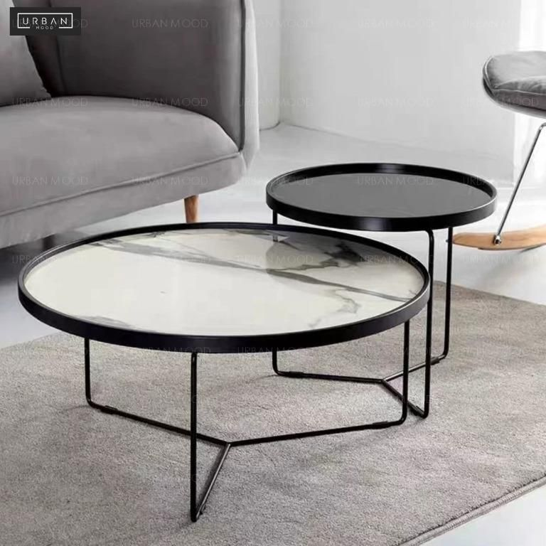 Round Nesting Coffee Table Singapore In 2020 Round Nesting Coffee Tables Nesting Coffee Tables Coffee Table