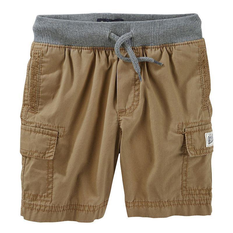 Navy-3T OshKosh BGosh Cargo Shorts Toddler//Kid