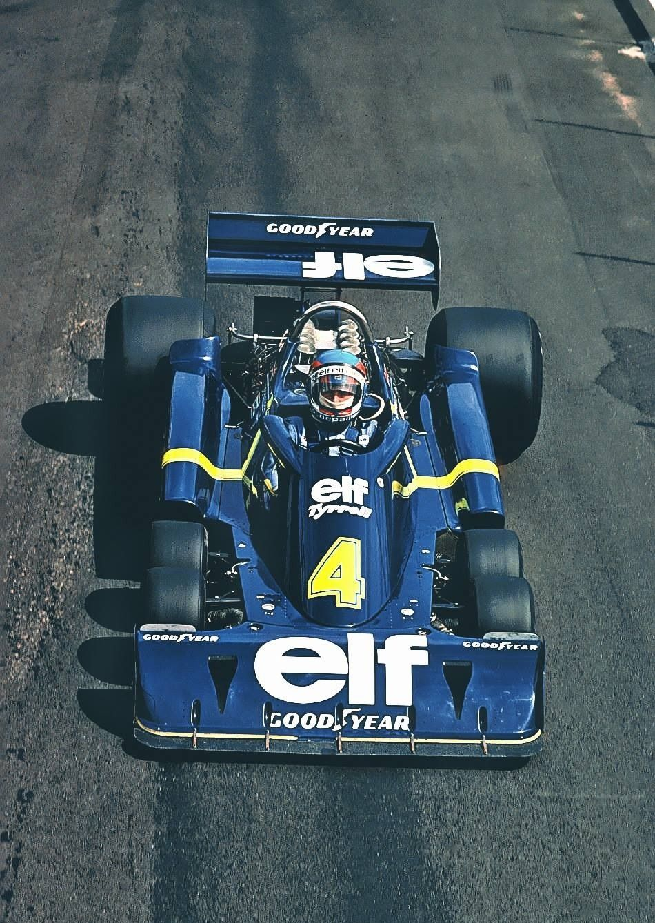 tyrrell p34 1977 british grand prix 6 wheels motor 4 pinterest wheels f1 and grand prix. Black Bedroom Furniture Sets. Home Design Ideas