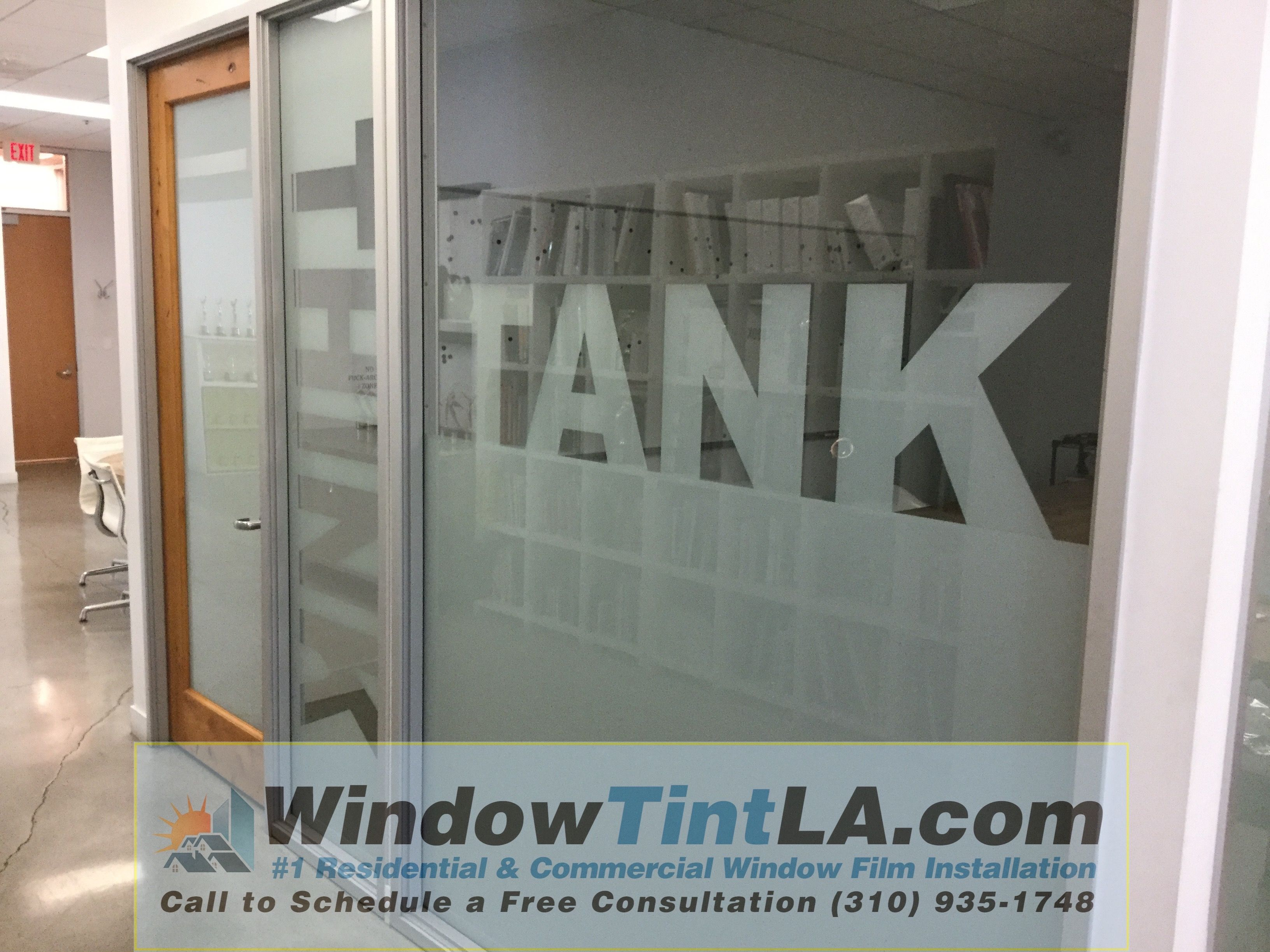 Transform Your Conference Room With Frosted Glass Film