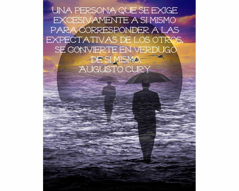 Augusto Cury Frases Reflexion Frases Y Palabras