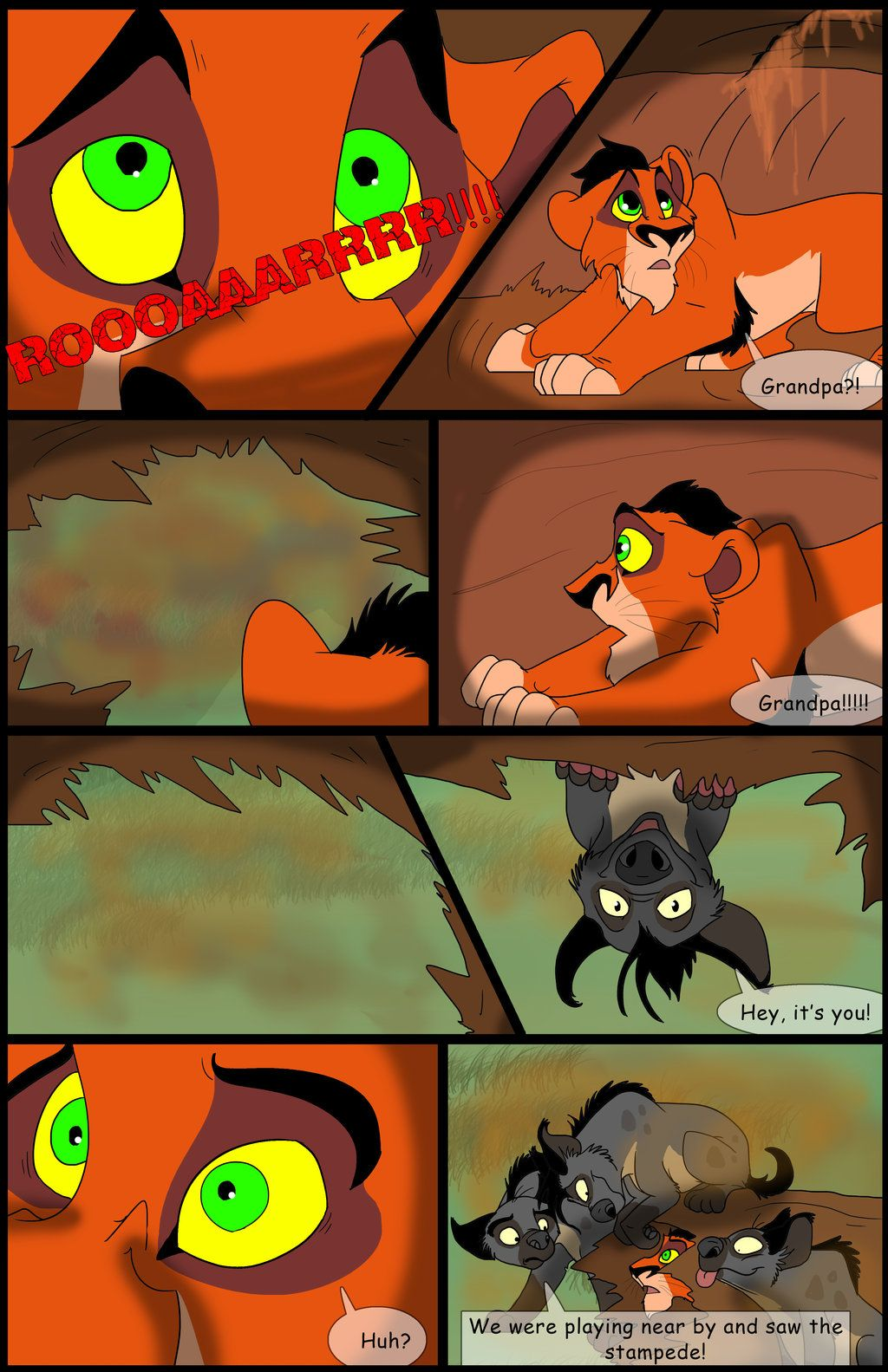 Uru's Reign: Chapter3: Page32 by albinoraven666fanart on ...