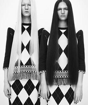 We've Got Pics Of The J.W. Anderson x Topshop Spring '13 Collection!