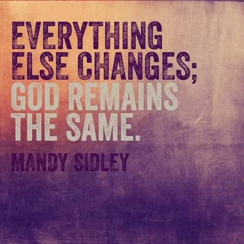RT @BCityChurch:everything else changes God reminds the same pic.twitter.com/kGQkQsAeu8