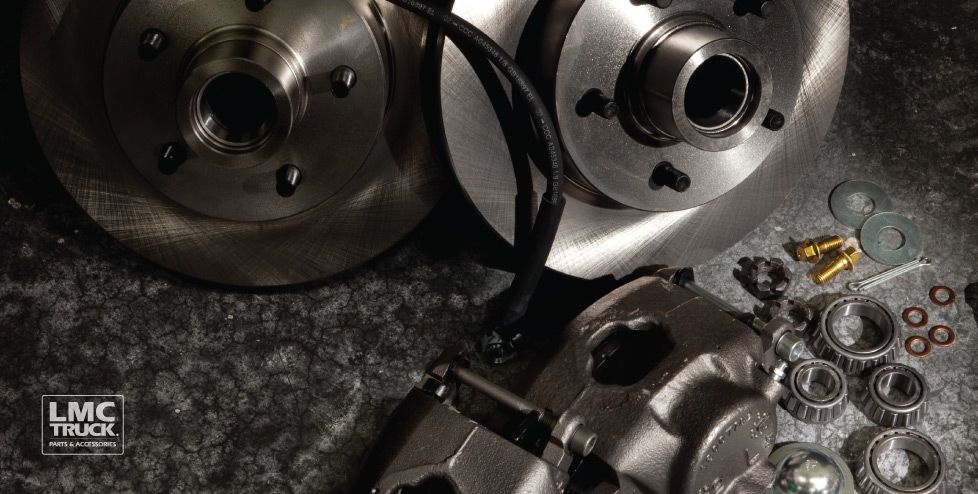 Disc Brake Conversion Kits Lmctruck Truck Trucks Discbrakes