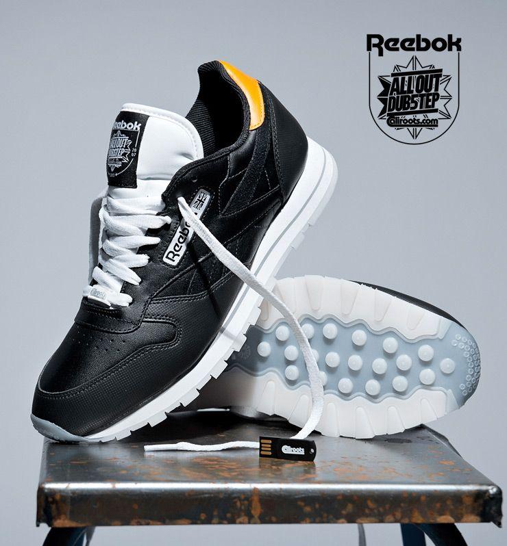 47cd8fc58da Caliroots x Reebok x All Out Dubstep  Classic