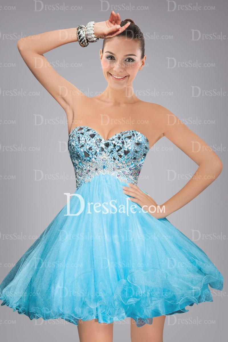 stunning-sweetheart-princess-sweet-16-dress-accented-with-beaded ...
