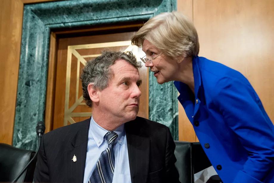 Exclusive Elizabeth Warren's plan to protect consumers