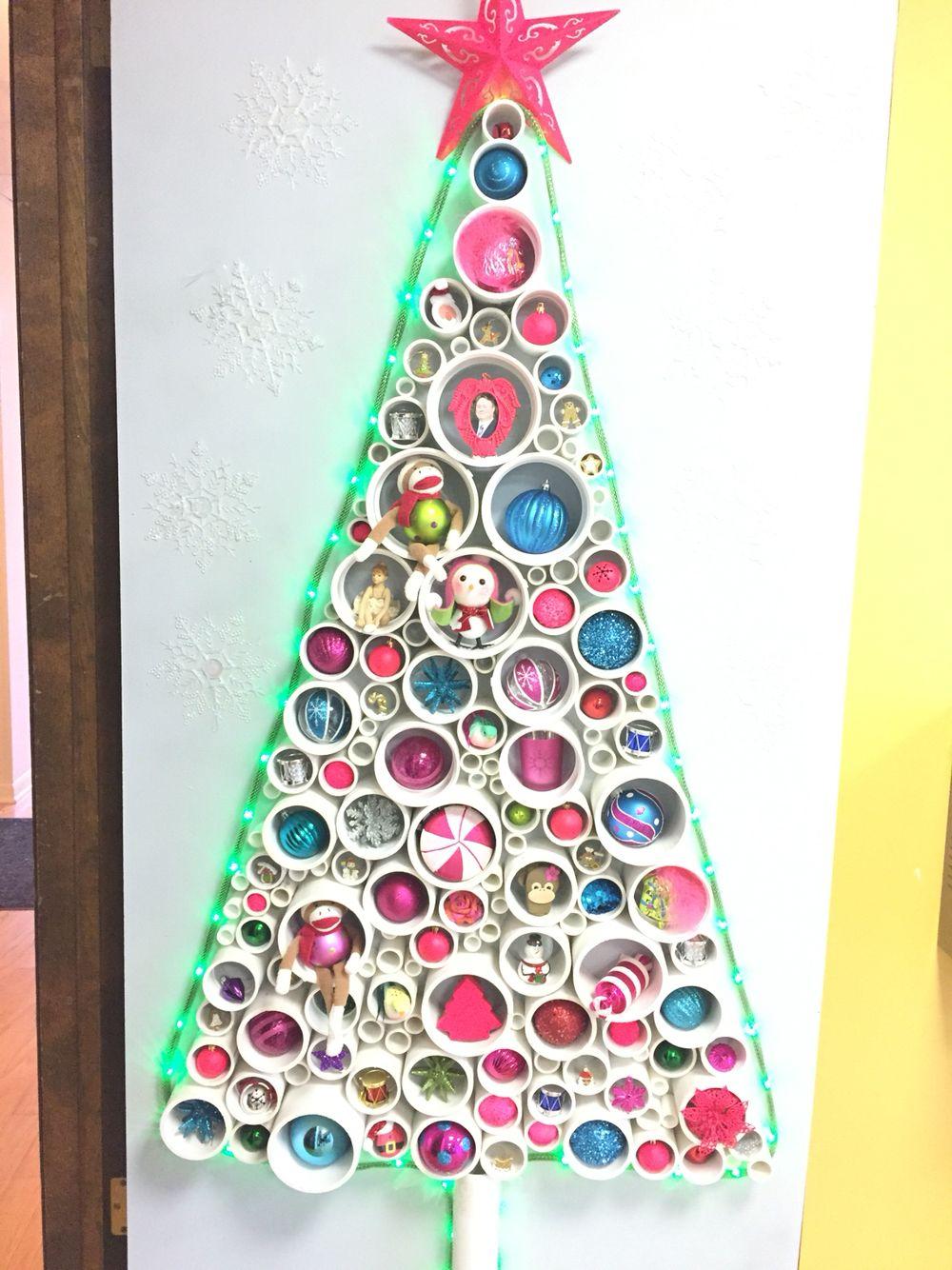 christmas office door decorating. brilliant office christmas office door decorating competition pvc pipe tree intended office door decorating o