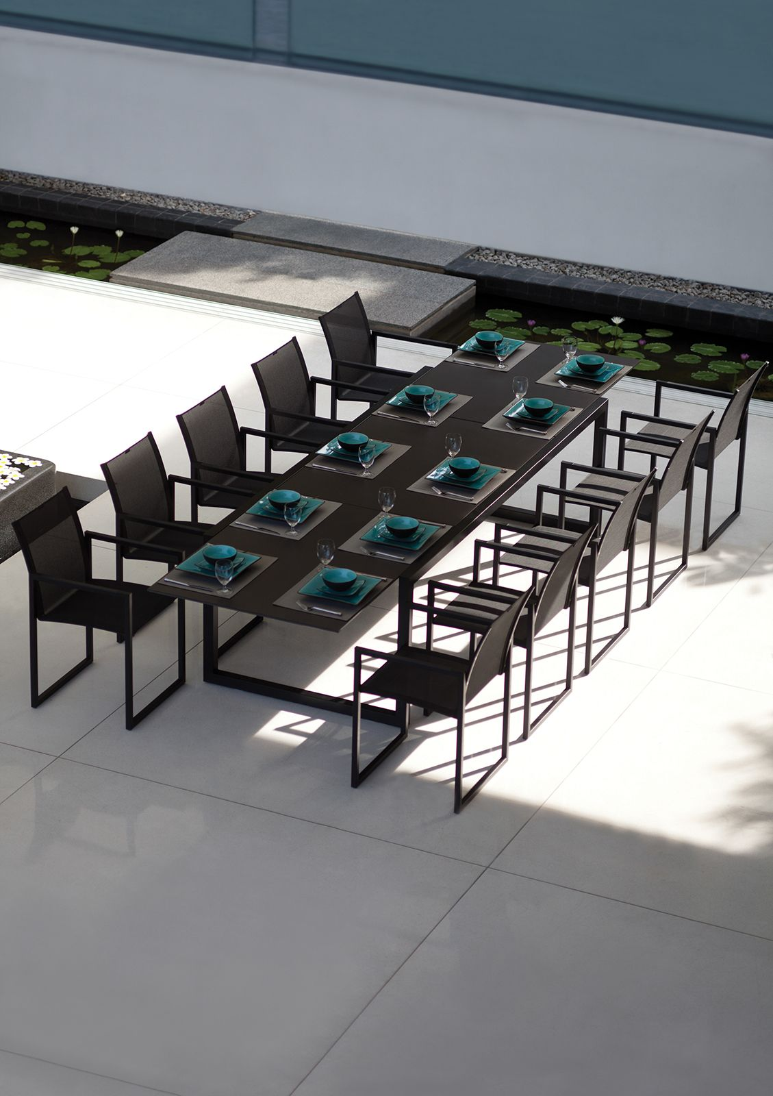 Ninix Royal Botania Modern Outdoor Furniture Outdoor Furniture Sets