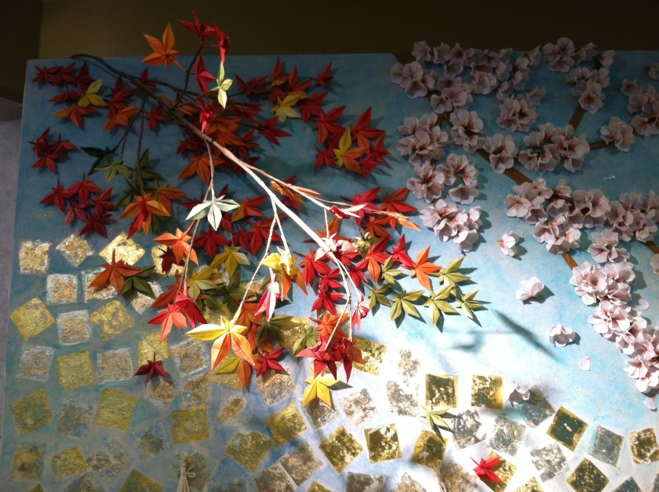 Origami Kaikan: Ochanomizu - Where In Tokyo listing   968x1296