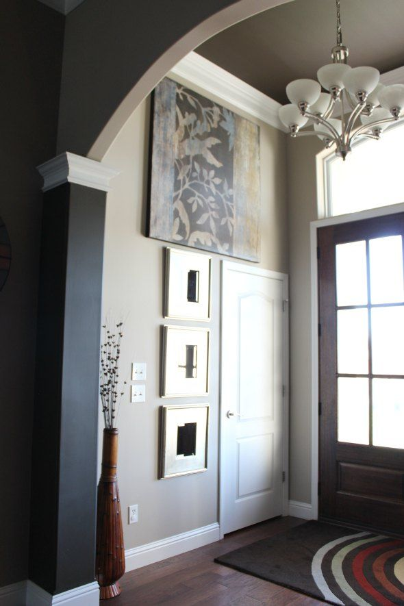 Front Foyer Pics : Front entryway decorating ideas can t imagine doing my