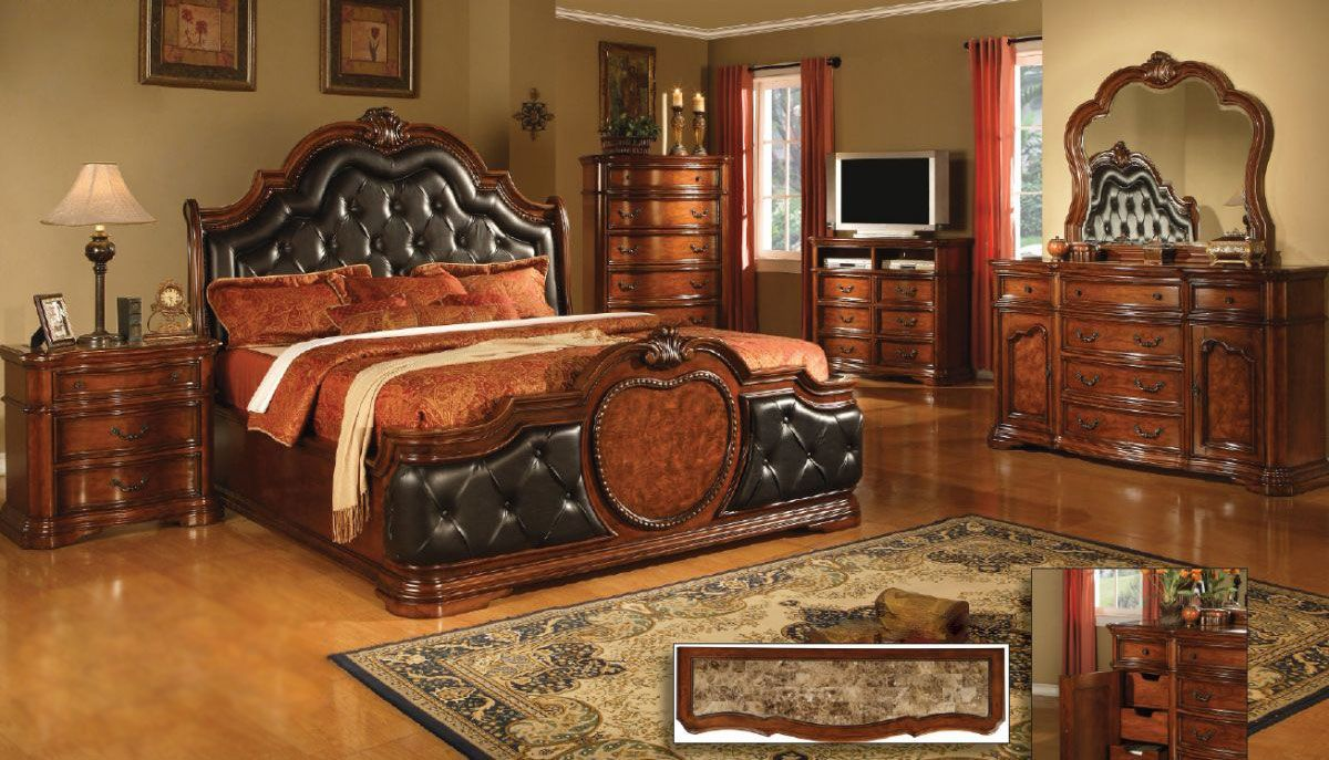 Ashley Furniture Bedroom Set Marble Top | Marbles, Marble top and ...