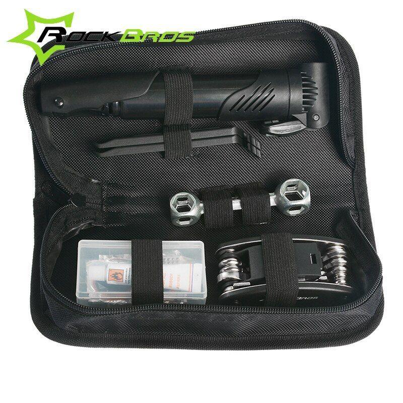 Rockbros Portable Multi Function Bike Tools Cycling Bike Tyre